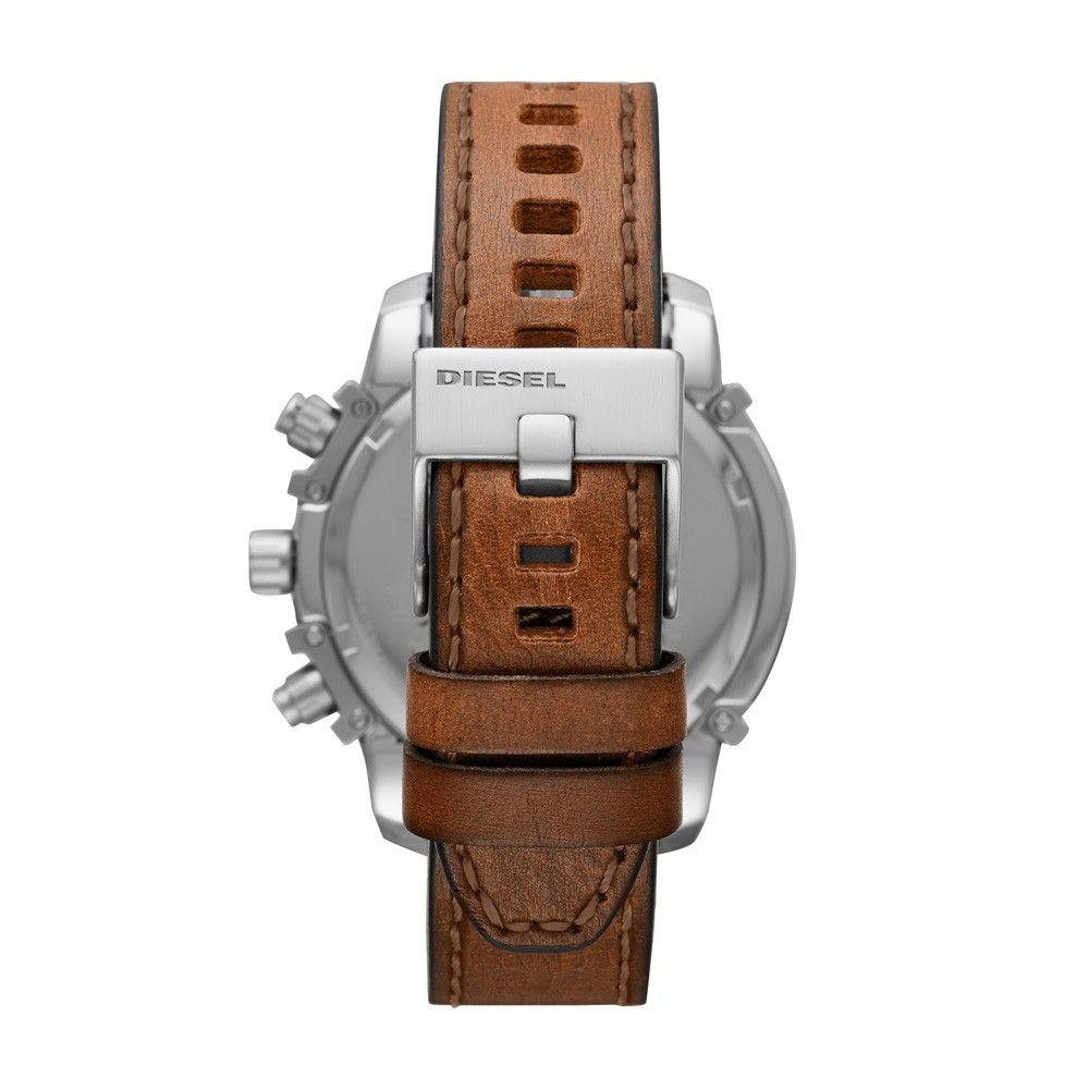 Relógio Masculino Diesel Griffed Prata DZ4518/1MN