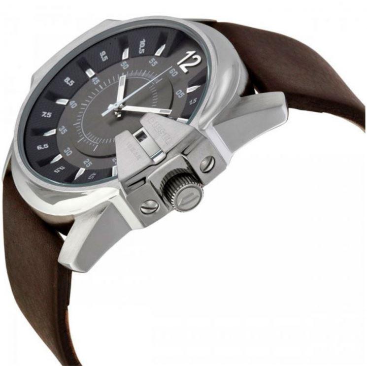 Relógio Masculino Diesel Master Chief Prata DZ1206/0CN