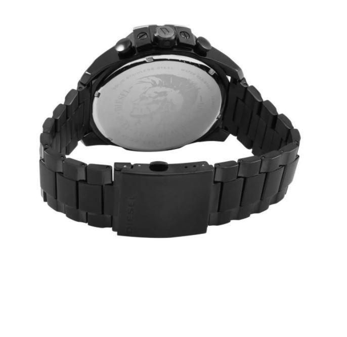 Relógio Masculino Diesel Mega Chief Prata DZ4308/1PN
