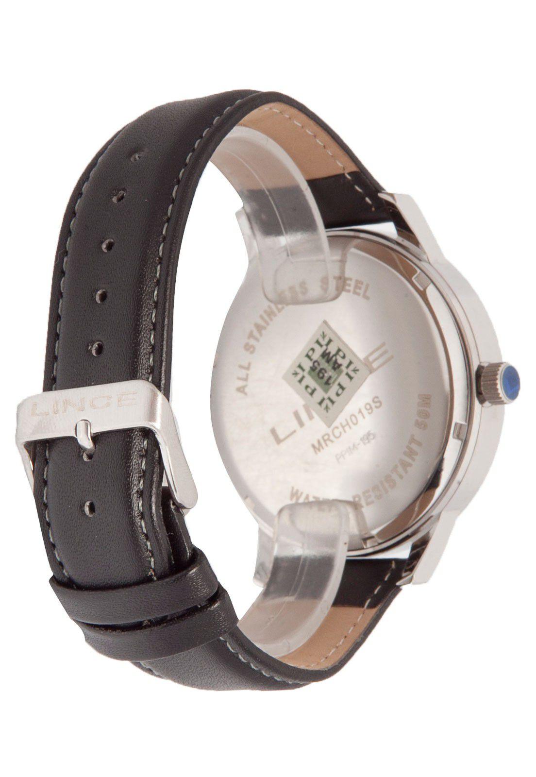 Relógio Masculino Lince MRCH019S-BVPX