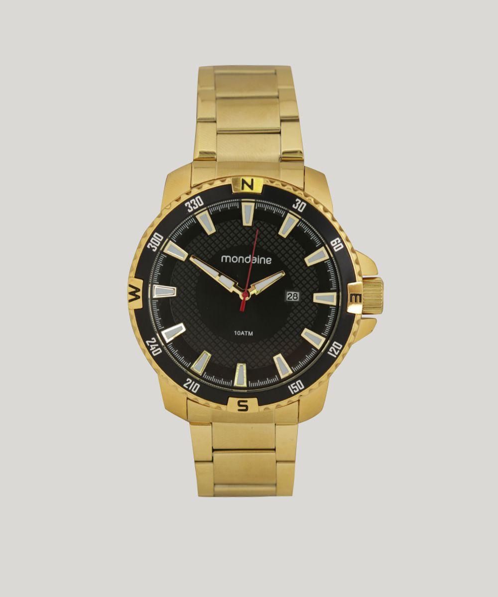 Relógio Masculino Mondaine 53646GPMVDS2