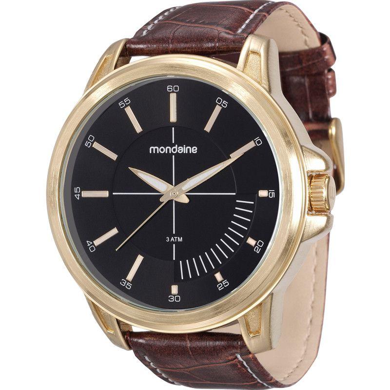 Relógio Masculino Mondaine 76604GPMVDH2