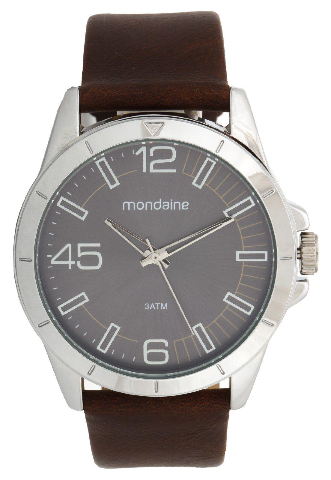 Relógio Masculino Mondaine 76656G0MVNH1