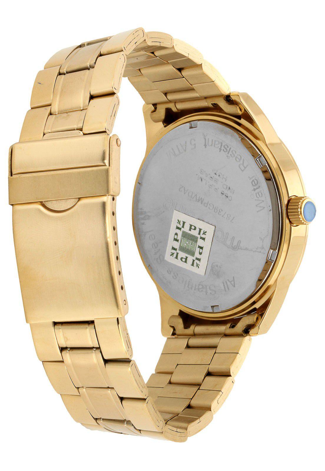 Relógio Masculino Mondaine 78739GPMVDA2