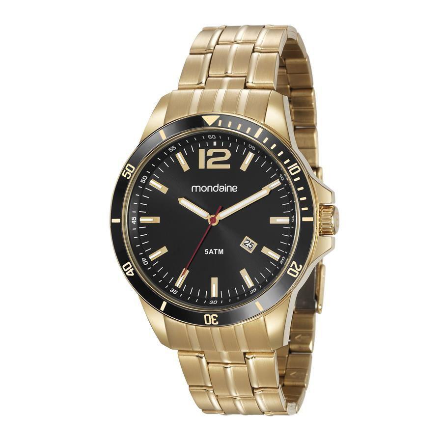 Relógio Masculino Mondaine 78757GPMVDA2