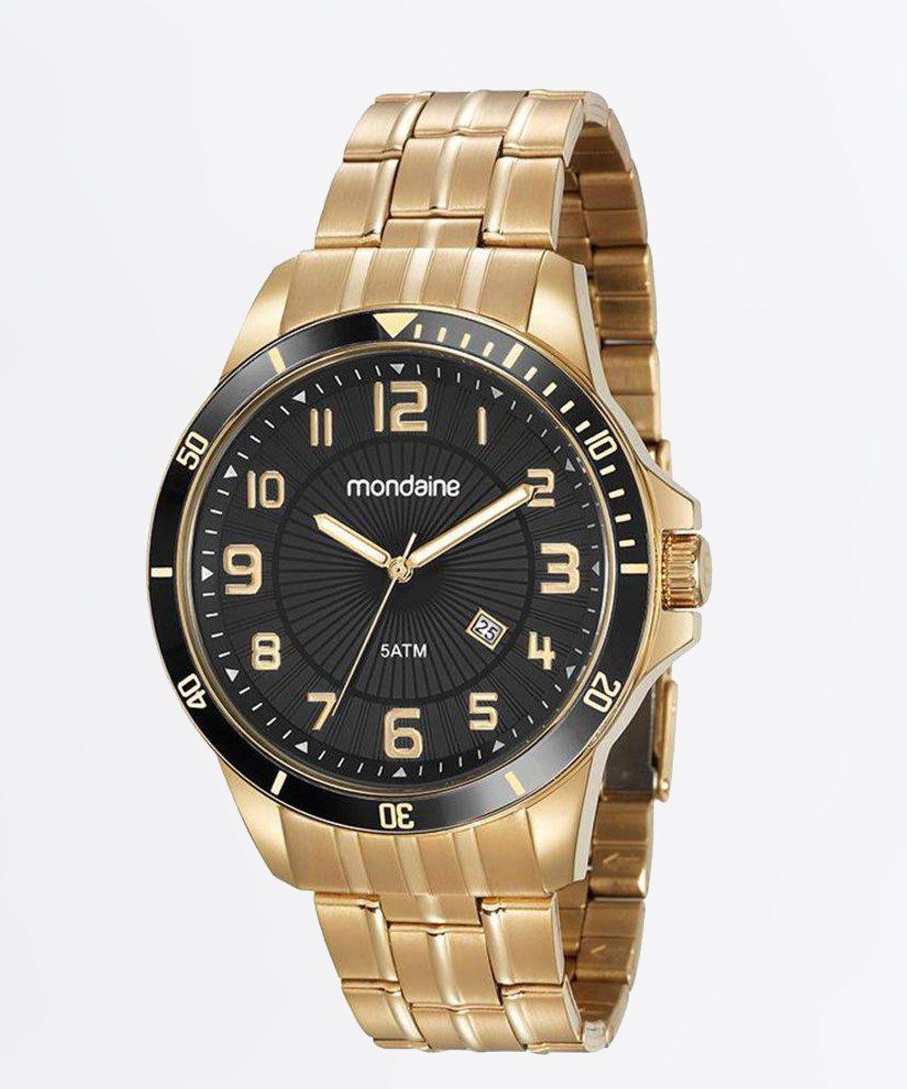 Relógio Masculino Mondaine 78758GPMVDA2