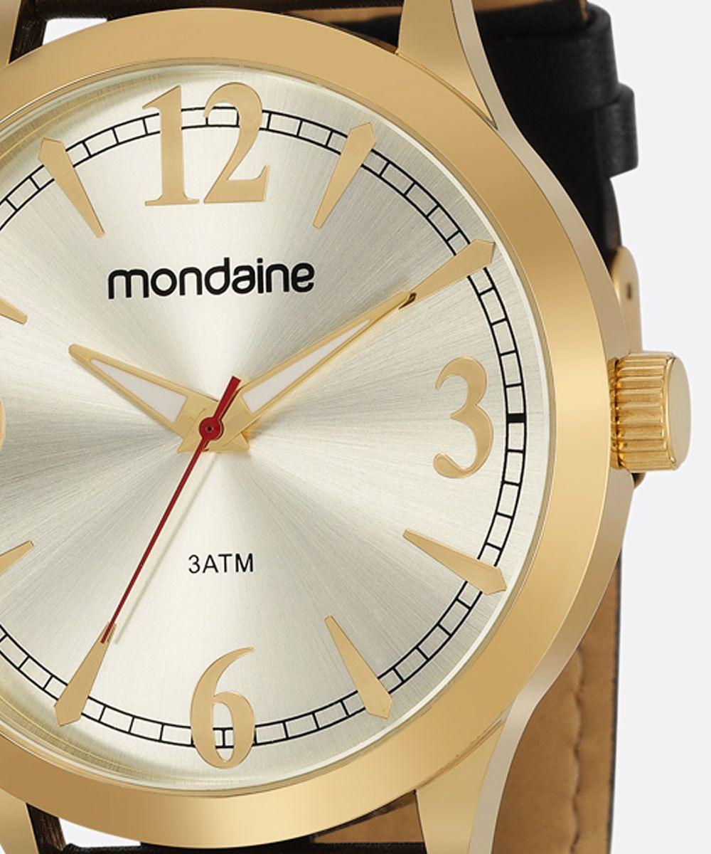 Relógio Masculino Mondaine 83408GPMVDH2