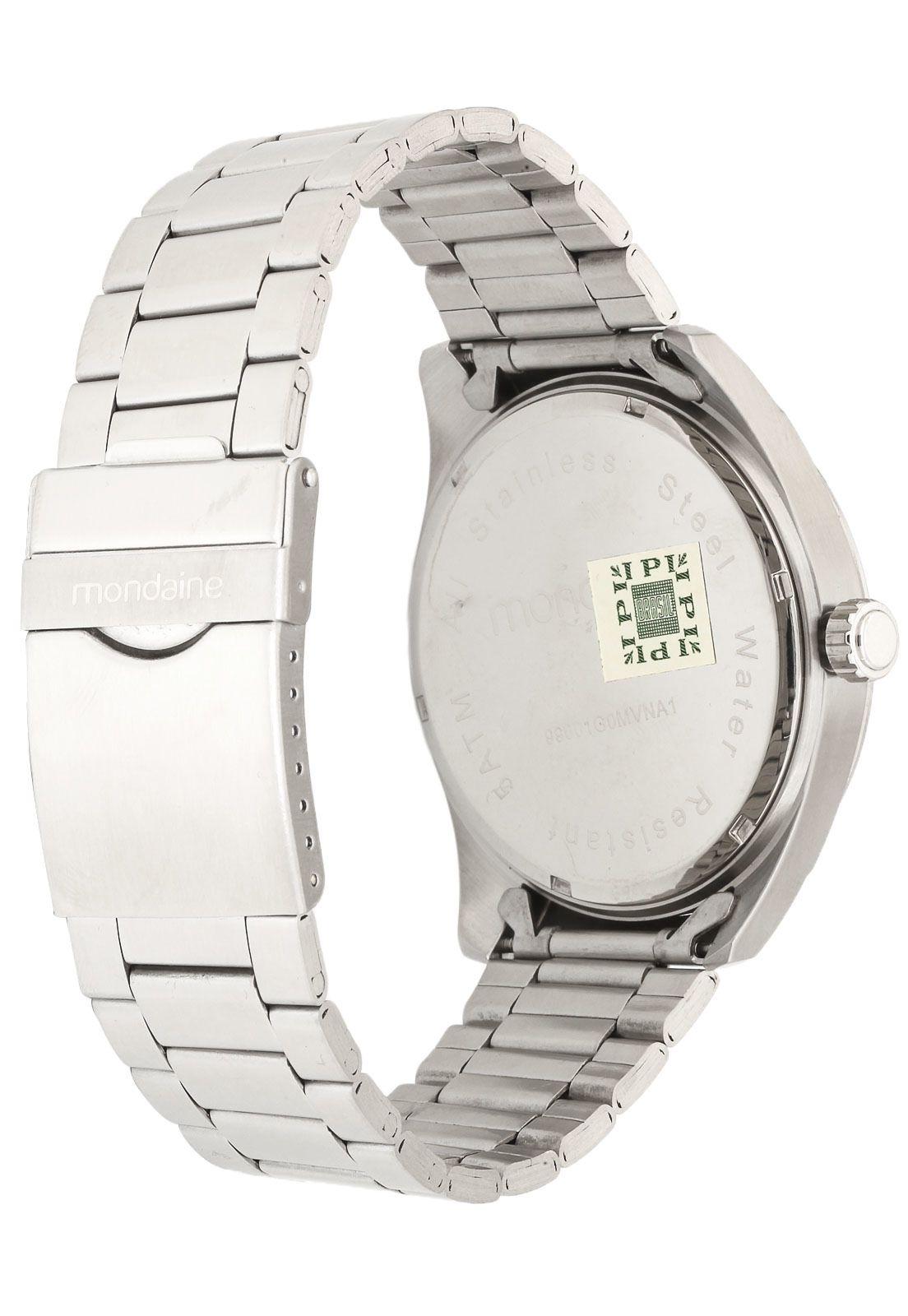 Relógio Masculino Mondaine 99001G0MVNA1