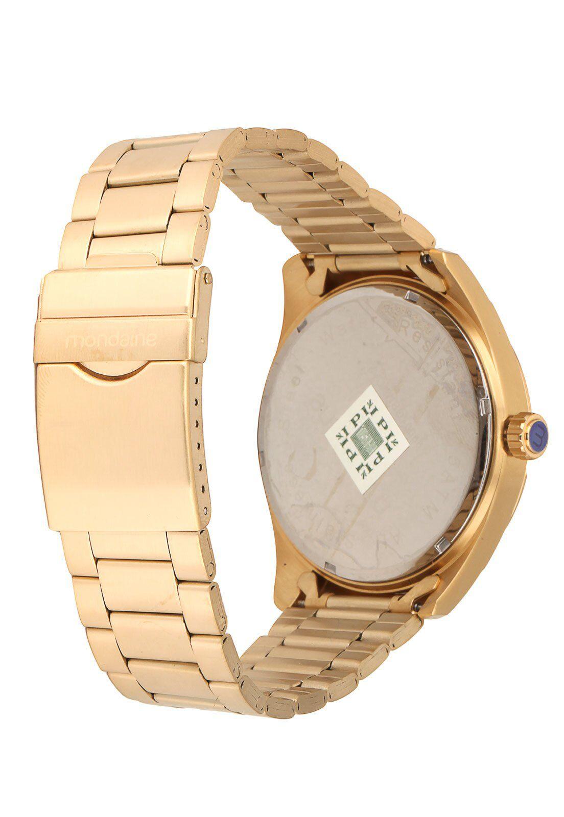 Relógio Masculino Mondaine 99001GPMVDA2