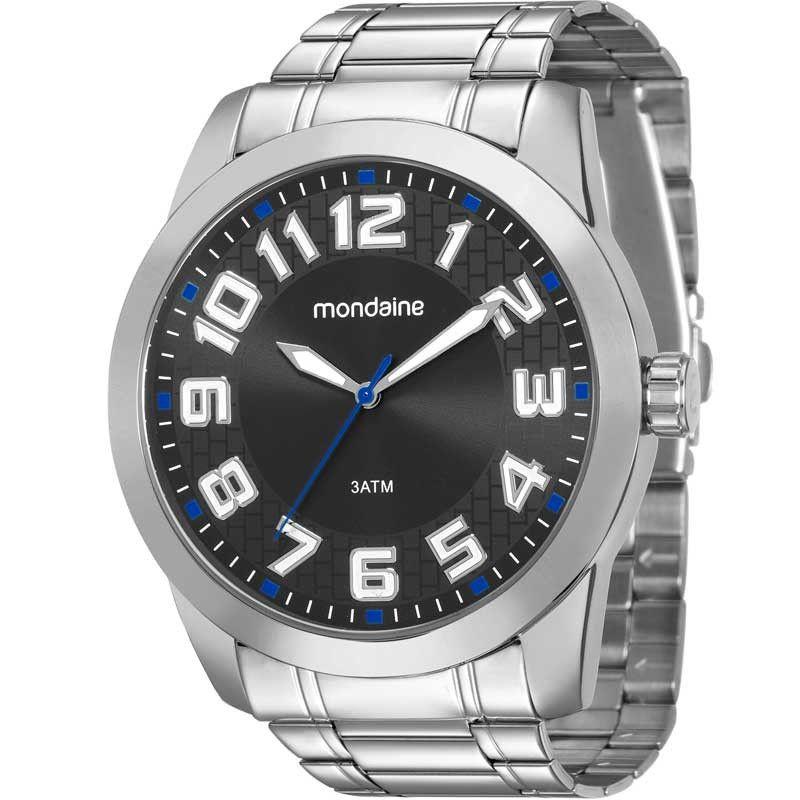 Relógio Masculino Mondaine 99130G0MVNE1