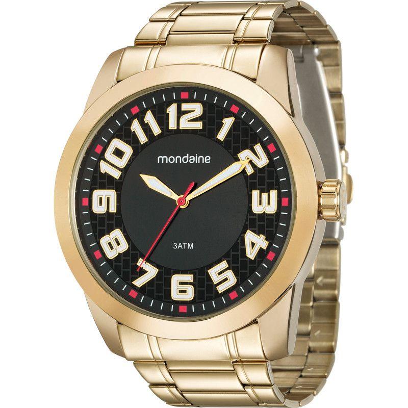 Relógio Masculino Mondaine 99130GPMVDE3