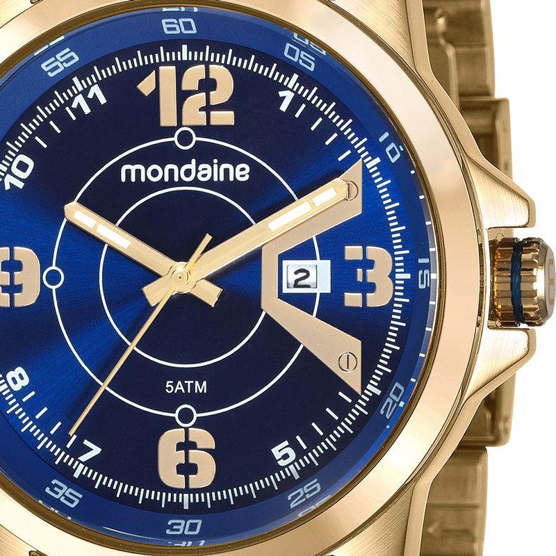 Relógio Masculino Mondaine 99335GPMVDS2