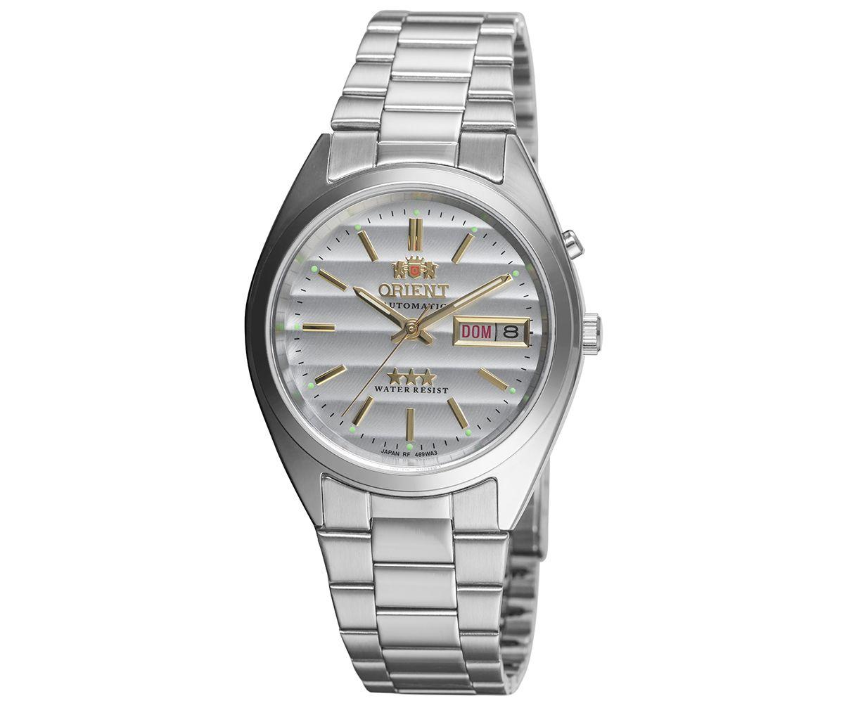 Relógio Masculino Orient Automatic 469WA3-B1SX