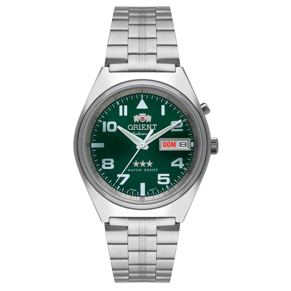 Relógio Masculino Orient Automatic Clássico 469SS083-E2SX