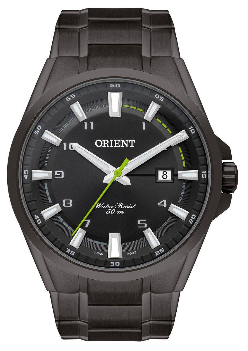 Relógio Masculino Orient Neo Sports Cinza MYSS1011-G2GX