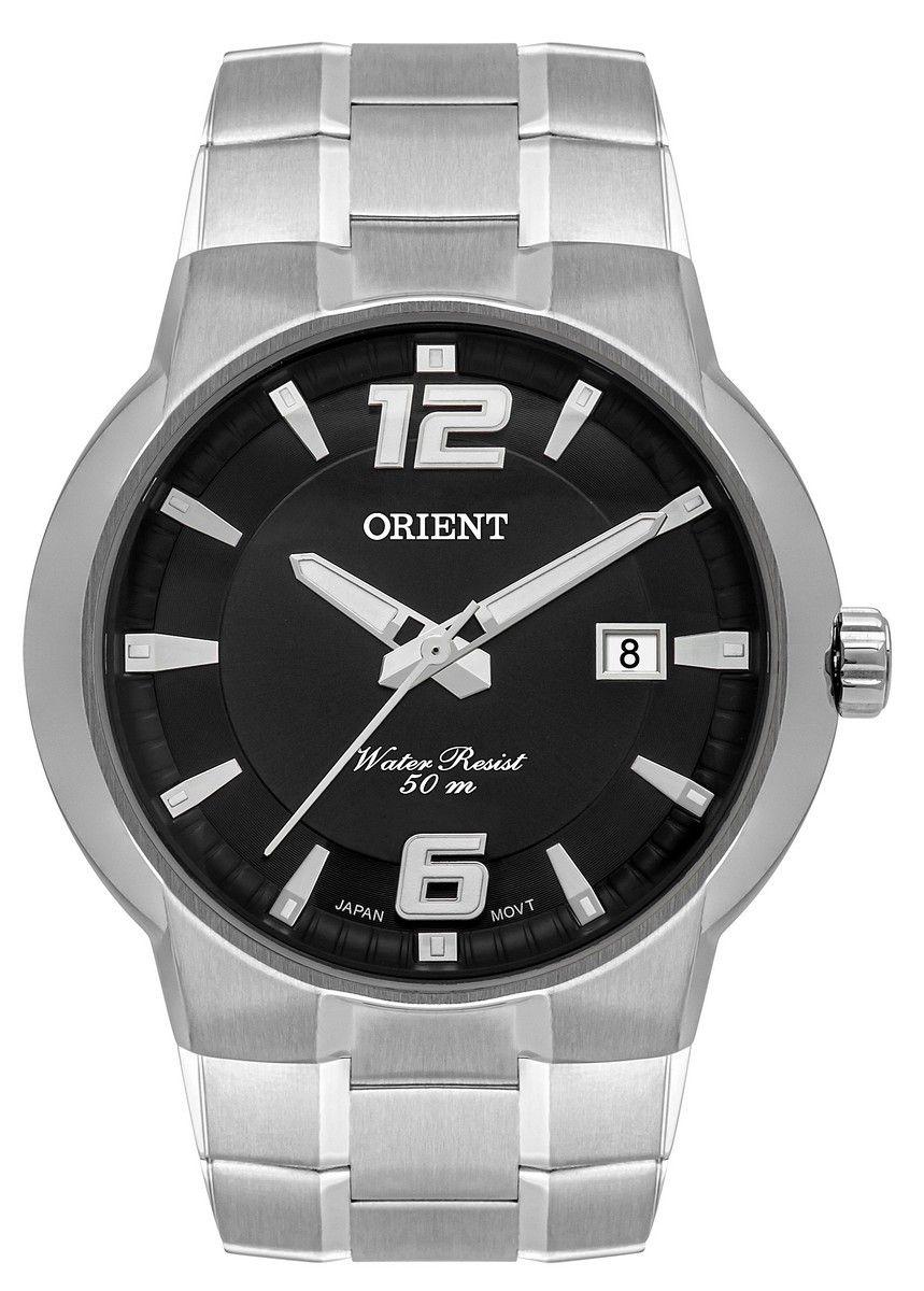 Relógio Masculino Orient Neo Sports Prata MBSS1367-P2SX