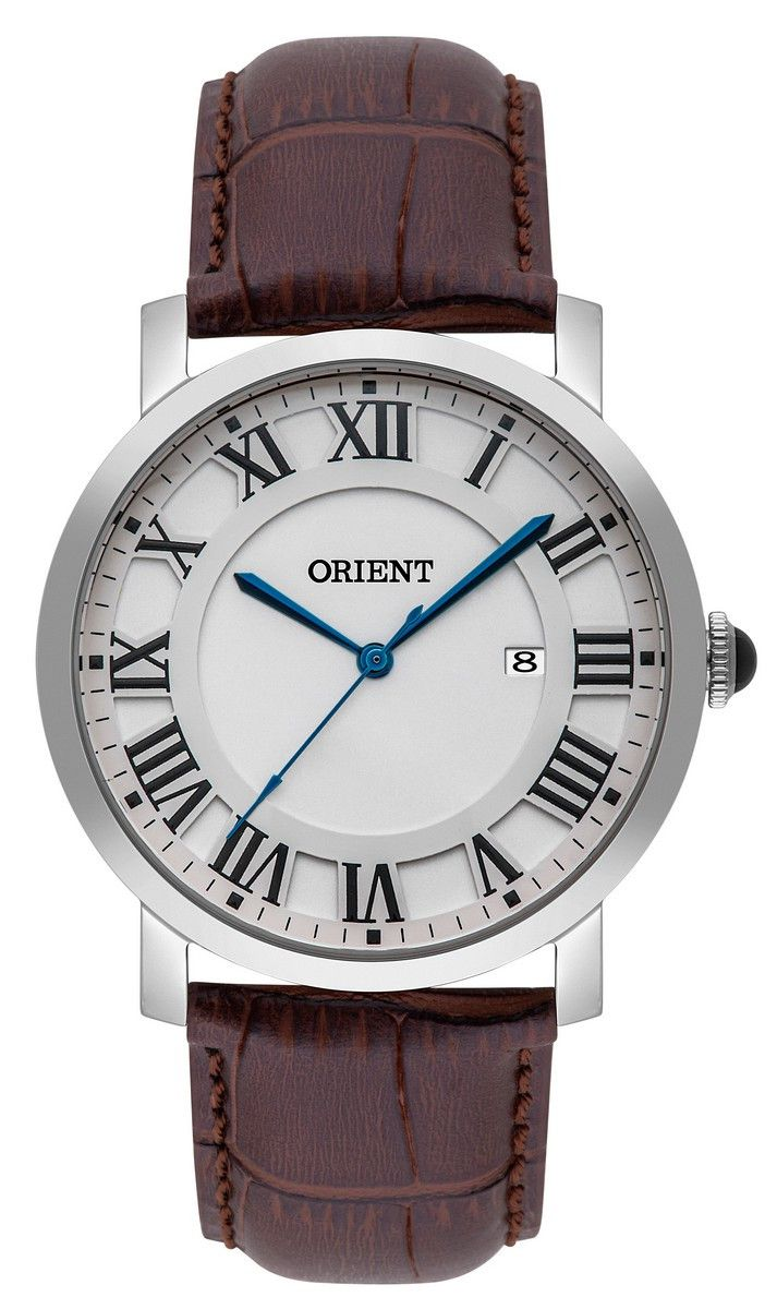Relógio Masculino Orient Neo Vintage Prata MBSC1035-S3NX