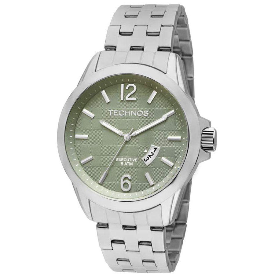 Relógio Masculino Technos Classic Executive 2115KRP/3V