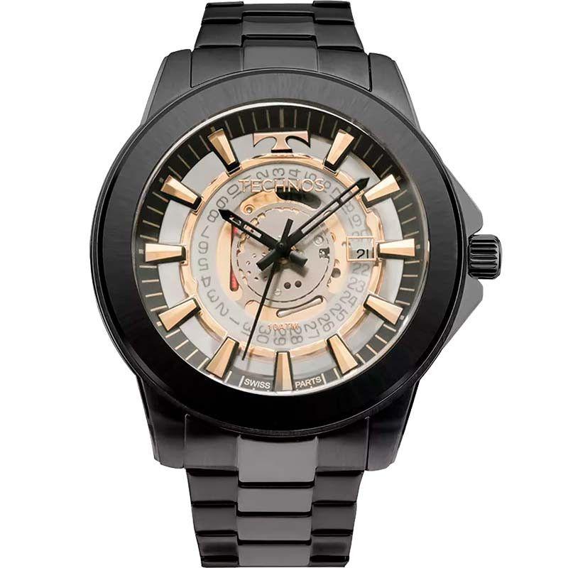 Relógio Masculino Technos Essence F06111AC/4W