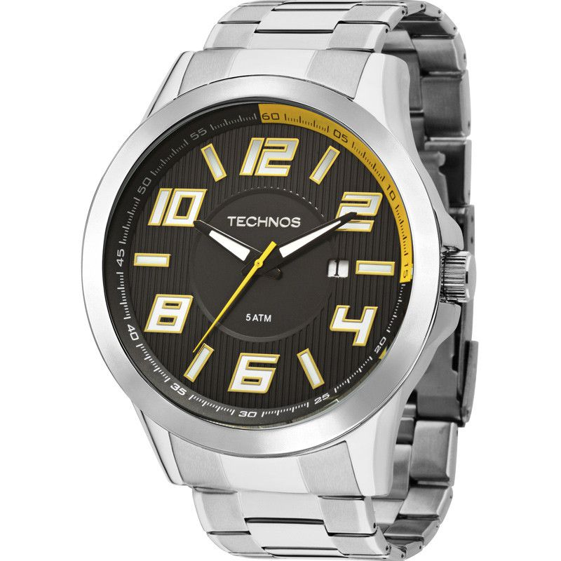 Relógio Masculino Technos Performance Racer 2115KNE/1Y