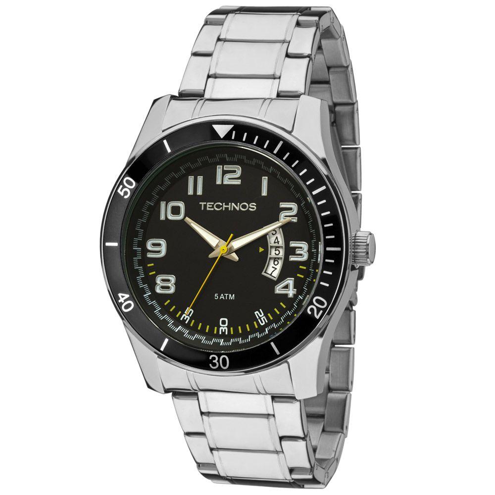 Relógio Masculino Technos Performance Racer 2115KSL/1Y