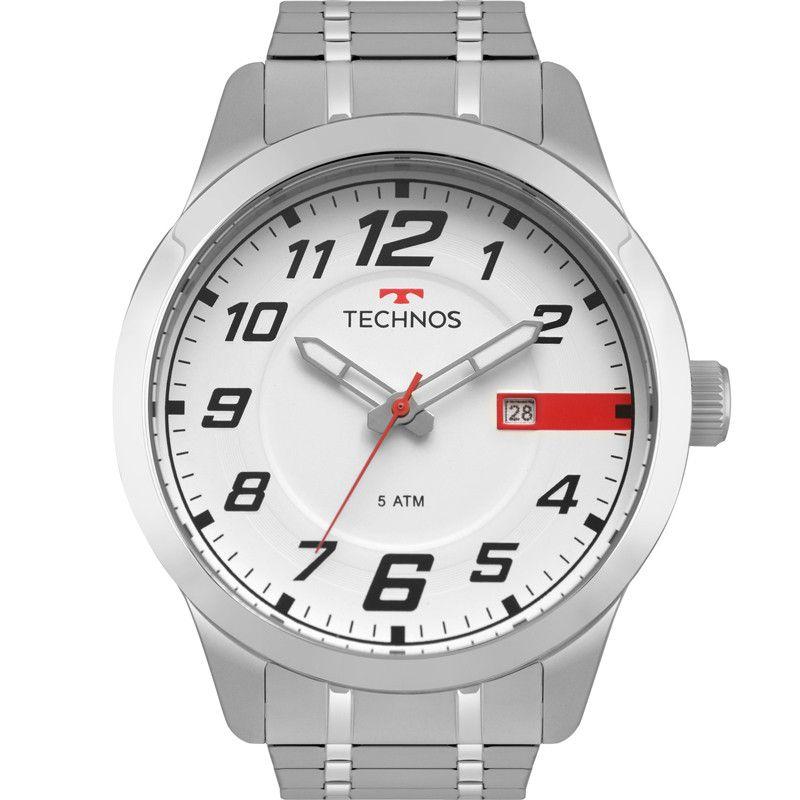 Relógio Masculino Technos Performance Racer 2115MOW/1B