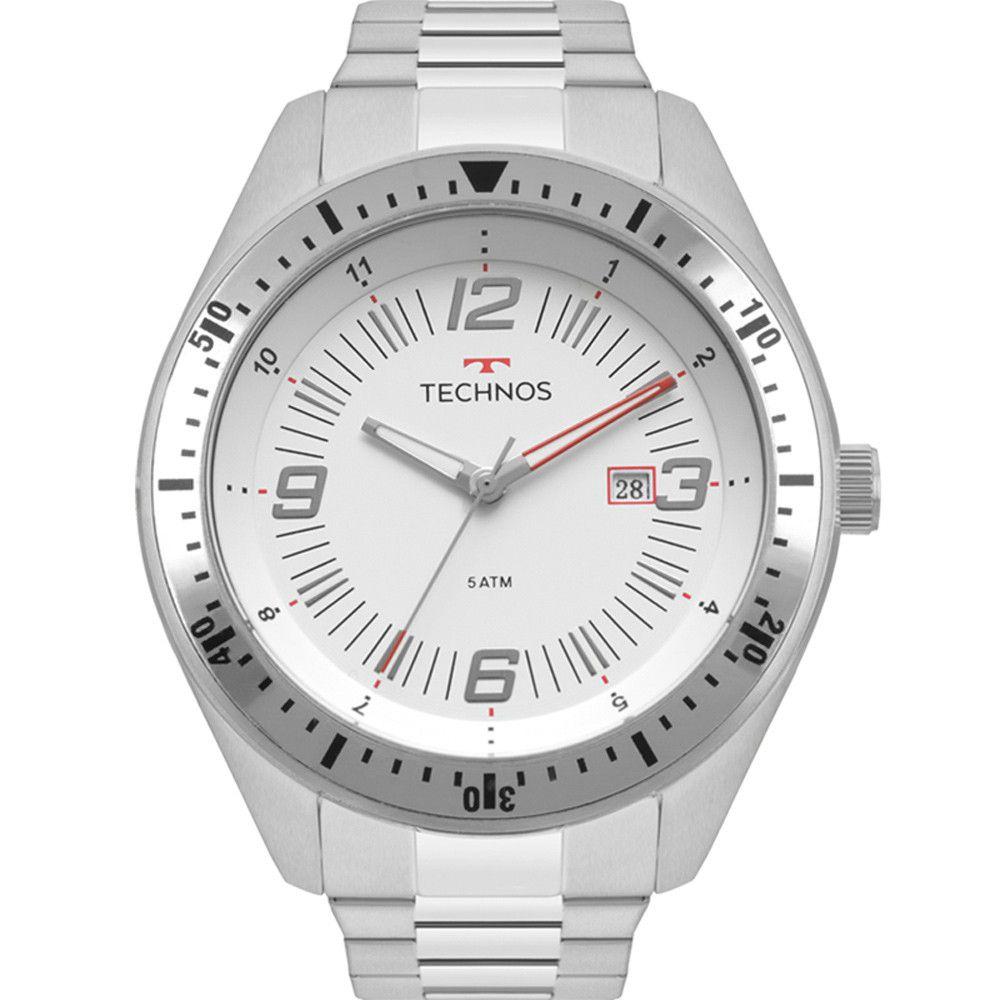 Relógio Masculino Technos Performance Racer 2115MQP/1B