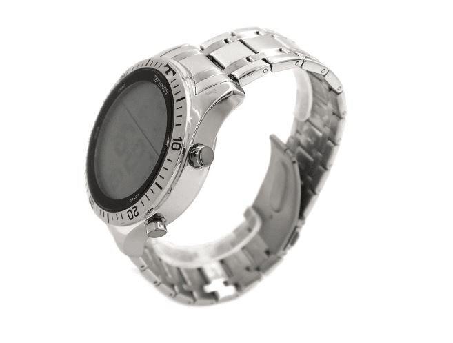 Relógio Masculino Technos Racer Prata T02139AC/1C