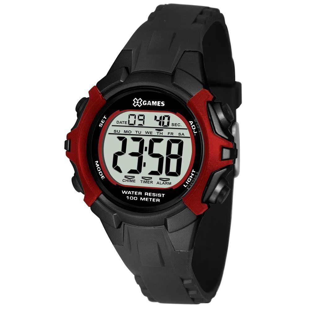 Relógio Masculino X Games Kids XKPPD054-BXPX
