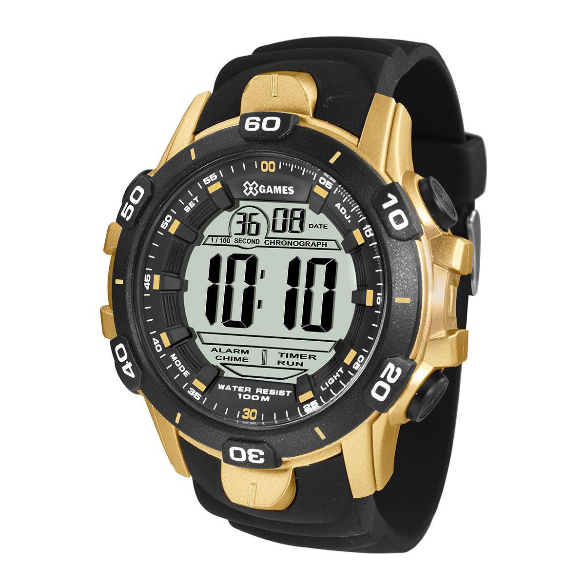 Relógio Masculino X Games XMPPD412-BXPX