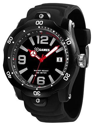 Relógio Masculino X Games Xtyle Preto XMPP1044-P2PX