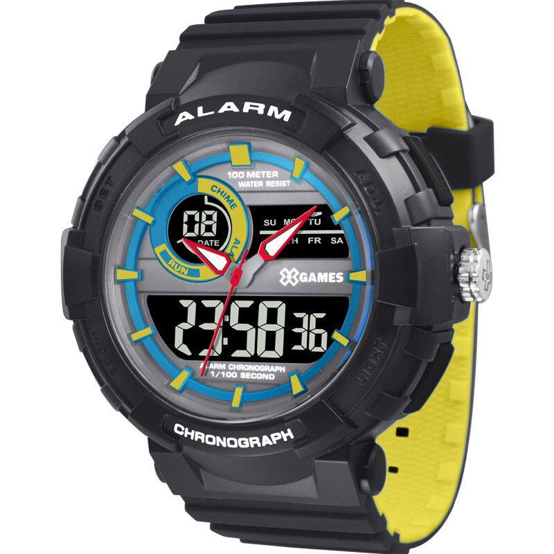 Relógio Masculino X Games Xtyle XMPPA267-PXPY
