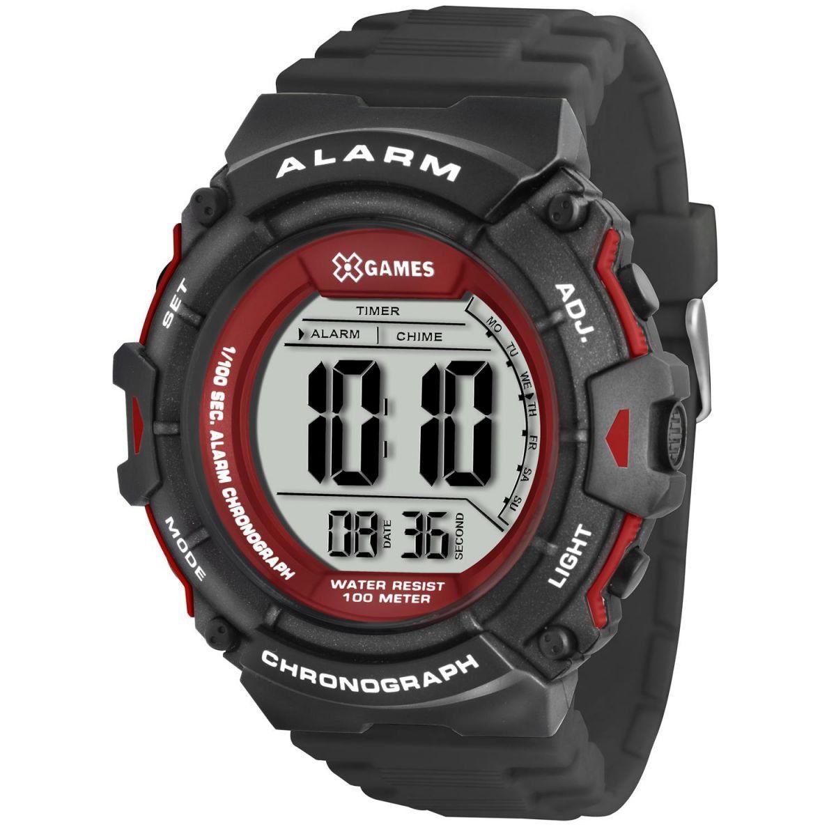 Relógio Masculino X Games Xtyle XMPPD311-BXPX