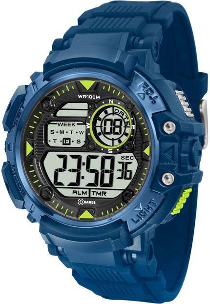 Relógio Masculino X Games Xtyle XMPPD478-BXDX
