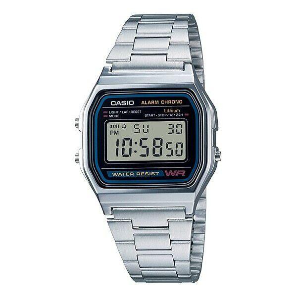Relógio Unissex Casio Vintage A158WA-1DF