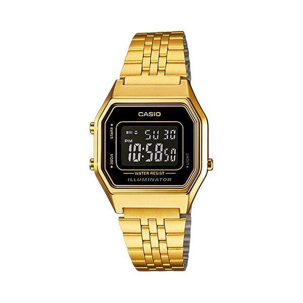 Relógio Unissex Casio Vintage LA680WGA-1BDF