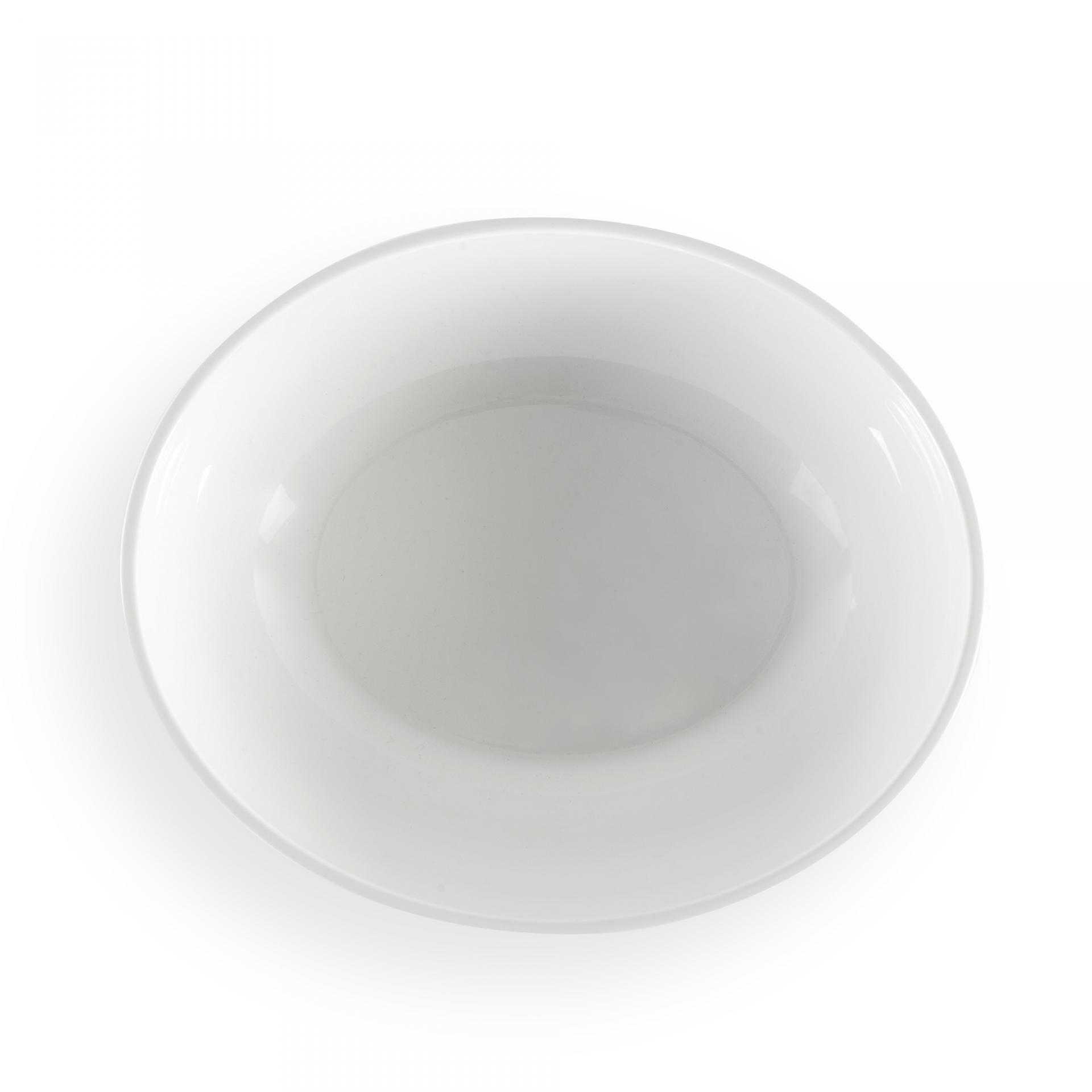 Saladeira Oval Haus Concept Metro 2,9L Branca 53801/001