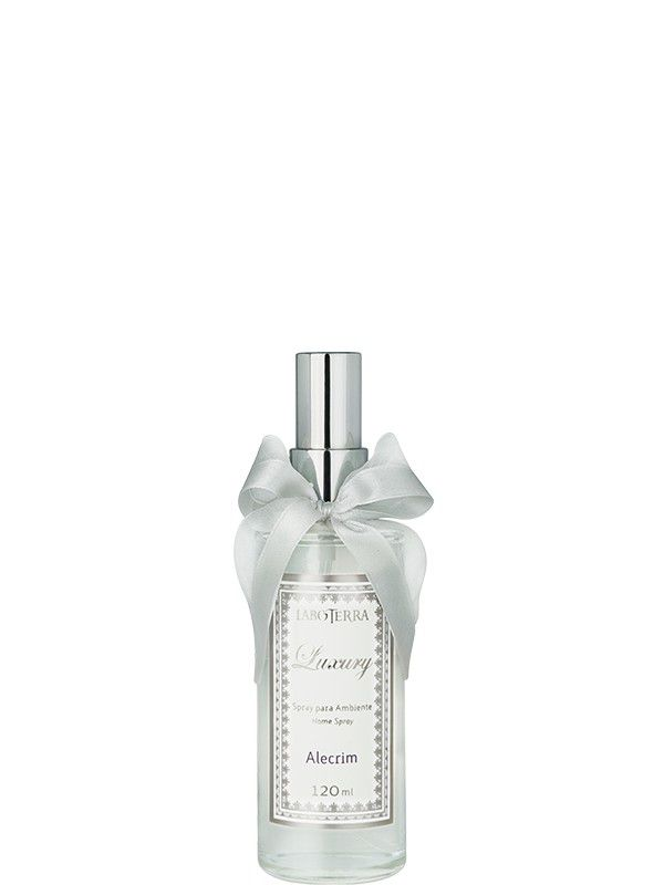 Spray p/ Ambiente Laboterra Luxury Alecrim 120ml 1501