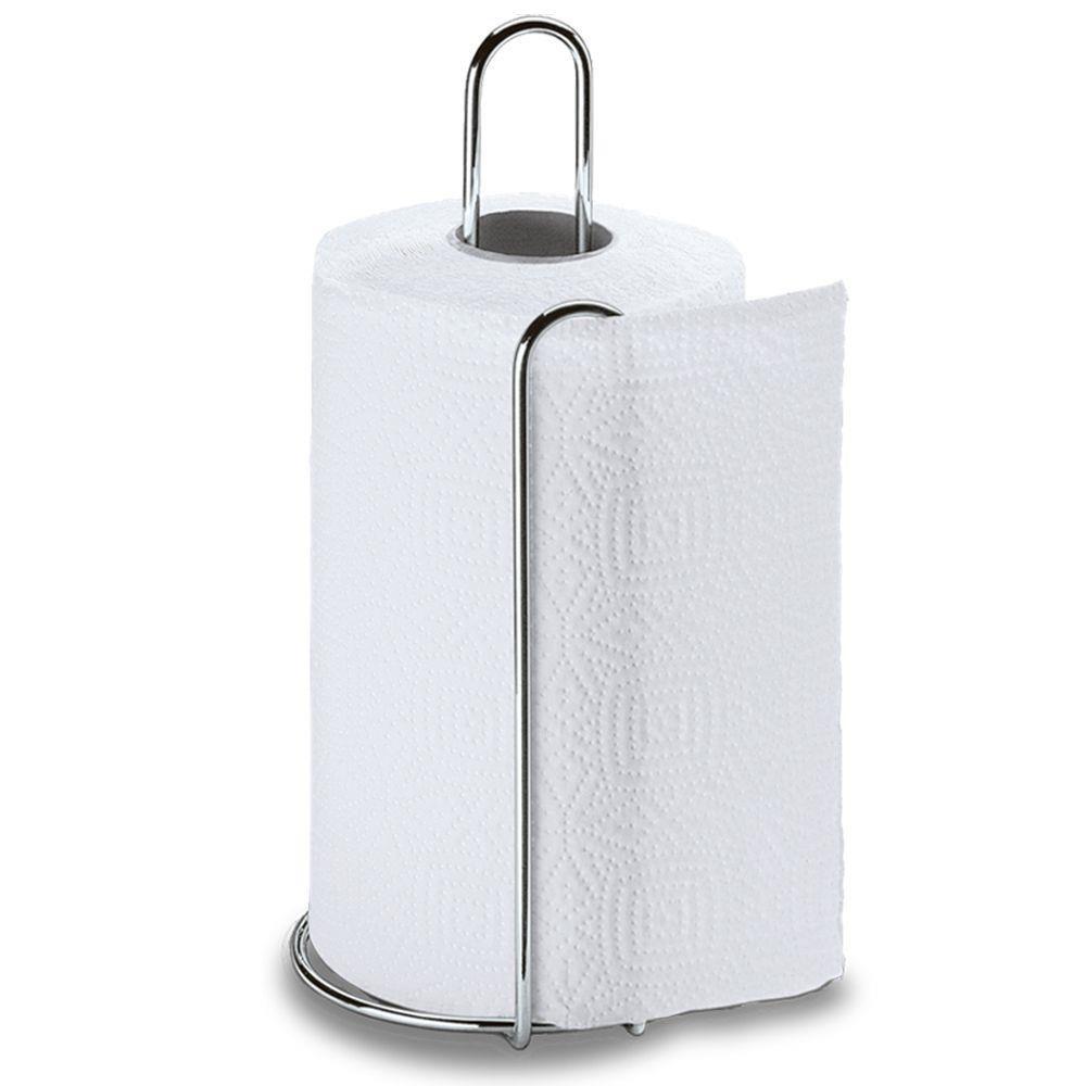 Suporte p/ Papel Toalha em Aço Cromado Brinox 1808/100
