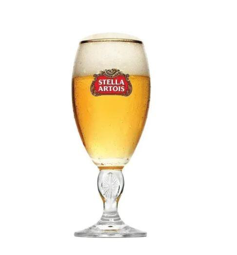 Taça de Cerveja Stella Artois 250ml 283190