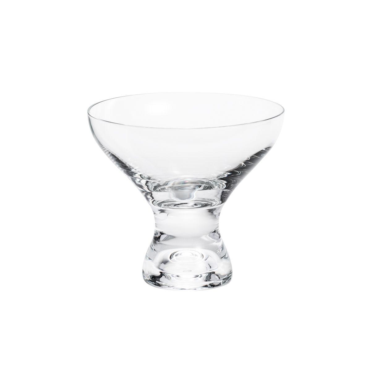 Taças p/ Sorvete Bohemia Leda em Cristal 5005 - 6 Peças