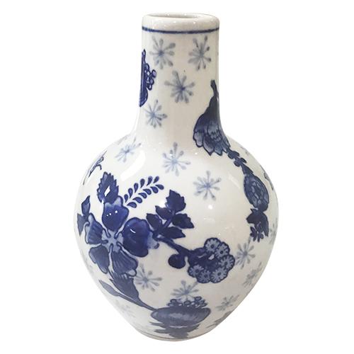 Vaso Watercolor em porcelana 16Cm - 23587 - Full Fit