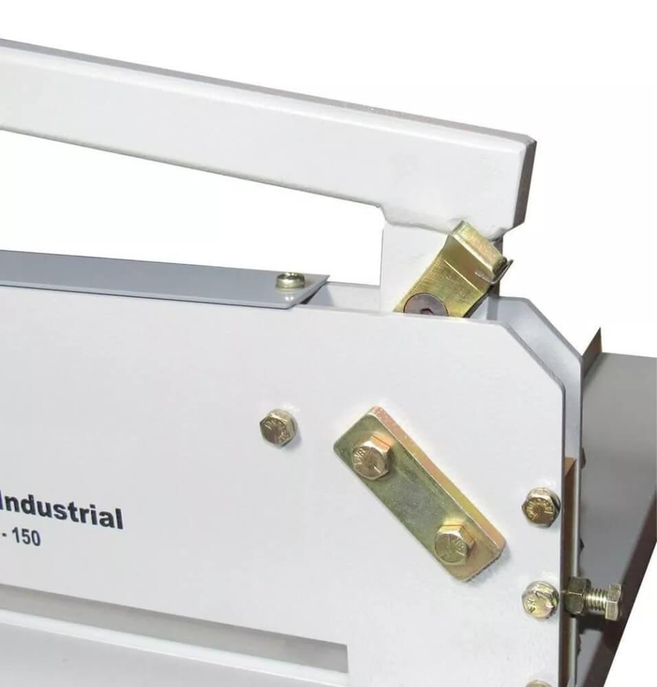 Guilhotina Semi Industrial Para 180fls Com Corte De 34cm Cassmar