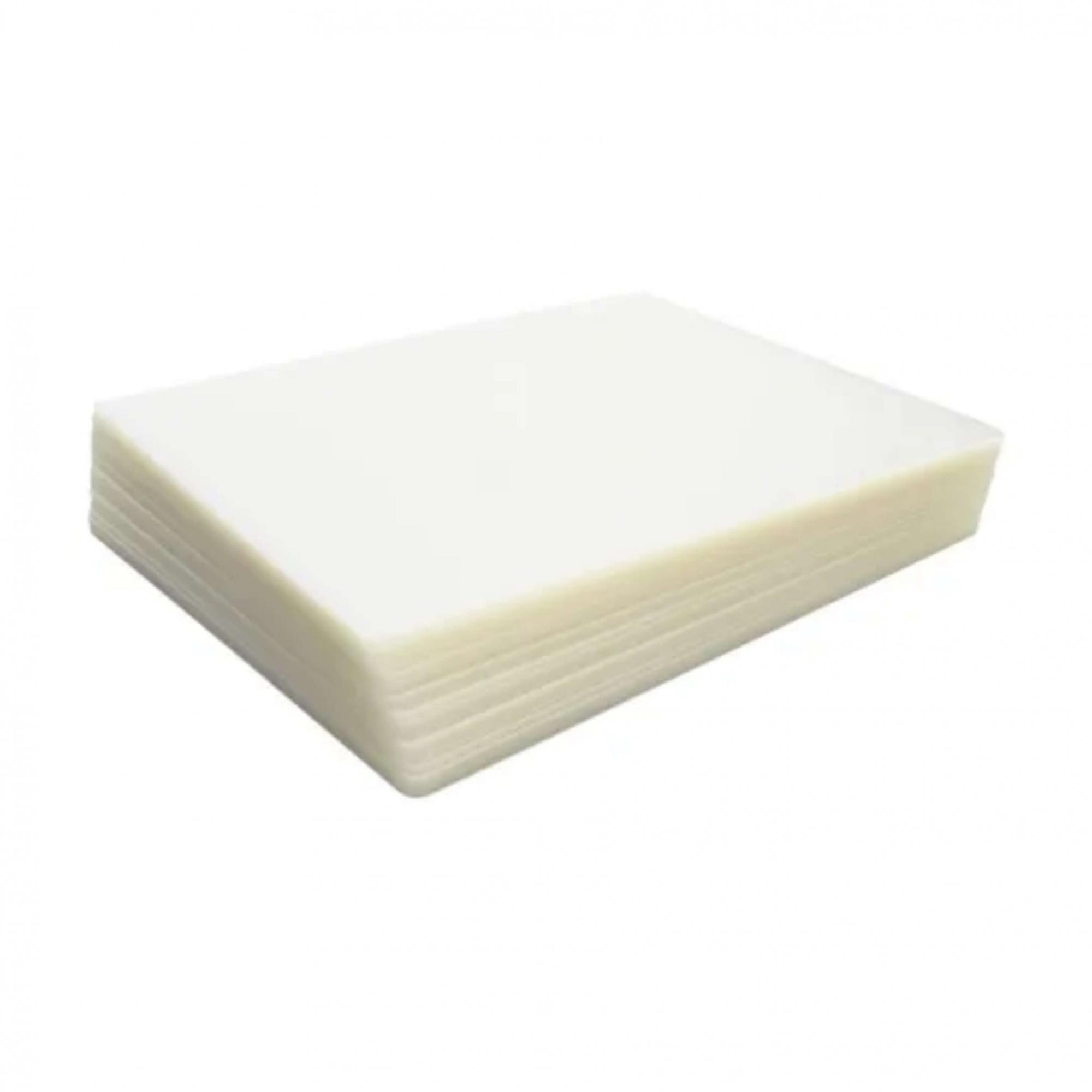 Polaseal Plástico para Plastificação Crachá 59x86x0,10 100un