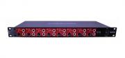 Amplificador 8 Fones Ouvido Padrão Rack  Soundvoice Sha8000