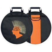 Capa Bag Estojo Mochila Para Pratos Bateria Luxo Liverpool