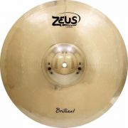 Prato Bateria Zeus Brilliant Crash 19 Liga B20