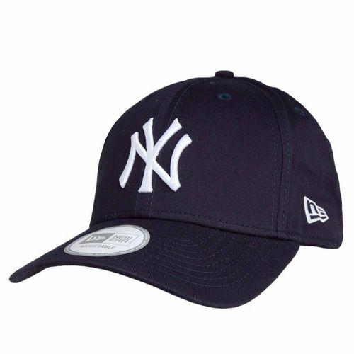 Boné New Era New York Yankees Unisex Original Aba Curva