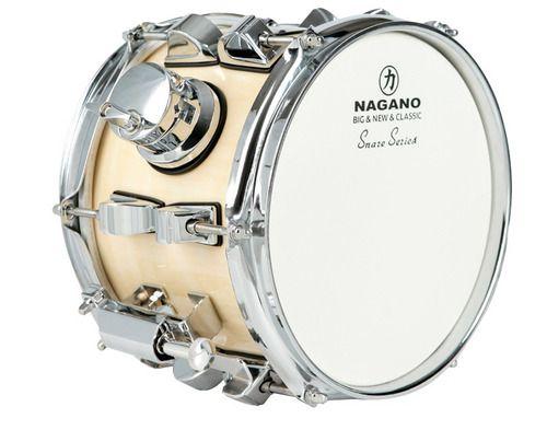Caixa Madeira Bateria Nagano Classic Beat 14x6,5 14x6 Wood