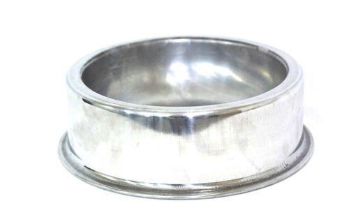 Comedouro Aluminio Pesado Grande Cachorro Pet Pote G